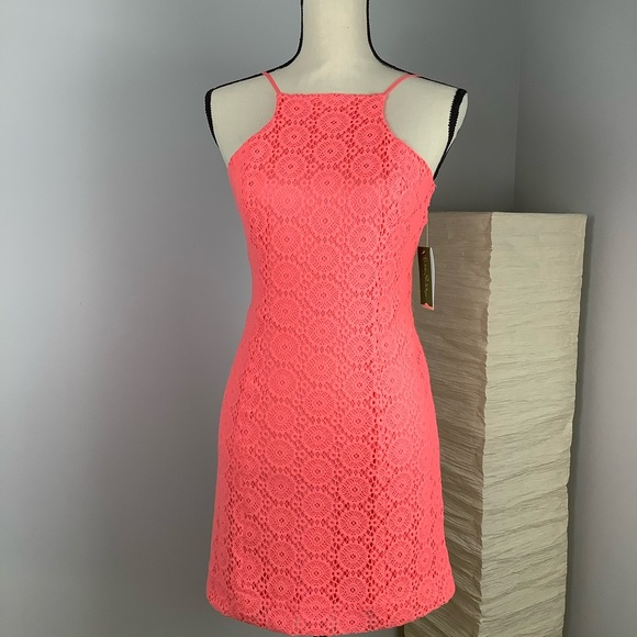 Lilly Pulitzer Dresses & Skirts - Lilly Pulitzer Costello Dress in Pucker Pink Small